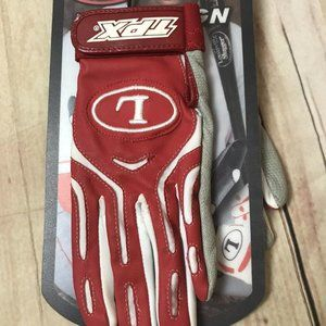 Louisville Sluggers Youth Baseball Gloves Red